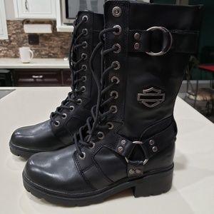 Harley-Davidson Eda Boot size 7